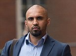 Dr Mohammed Ihsan leaving the Medical Practitioners Tribunal Service in Manchester, where he is accused of sexually motivated misconduct towards his housekeeper