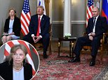 THAT'S GROSS: State Department employee Marina Gross translated Trump's one-on-one meeting with Vladimir Putin