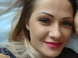 Agnieszka Giza (pictured) hanged herself following a row with her boyfriend about him attending a concert without her
