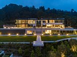 Plastic surgeon Raj Kanodia developed this Bel-Air home and put it on the market for $180million