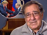 'There's no question that there is something here that intimidates the president of the United States,' former CIA Director Leon Panetta told MSNBC