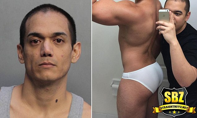 Florida man 'dressed up as a woman to lure straight men into sex'