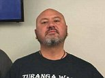 Te Awanuiārangi Black (pictured), a Māori Party councillor and parliamentary candidate from Tauranga, died aged 48 of organ failure after 'drinking himself to death' in 2016