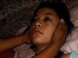 A teenage girl in the Philippines claims she was possessed by the spirit of her dead brother who told her he'd been murdered