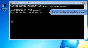 Administrator Command Prompt Windows 7 Commands