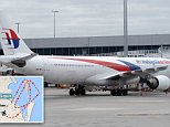 The plane left Brisbane at 11.20pm and was bound for Kuala Lumpur when it was found that the aircraft still had a cover on its air speed indicator, which called for an emergency landing