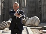 James Bond, portrayed here by Daniel Craig, will face off against a Russian villain in next year's as yet untitled film