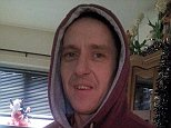 Poppi Worthington's fatheris said to have given his neighbour Wayne Roebuck, 39, (pictured) the laptop before detectives in Cumbria began their bungled investigation into her death