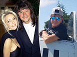Richie Sambora showed his support for ex-wife Heather Locklear by taking a daredevil flight above Malibu, California in an AT-6 Texan plane with the call letters 'HL' on the side