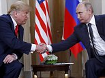 President Donald Trump defied critics of his meeting with Vladimir Putin on Thursday and previewed a second face-to-face with the Russian leader