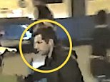 The suspected British hitman who is being hunted by police following the Amsterdam shooting