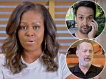 Michelle Obama enlisted'Hamilton' creator Lin-Manuel Miranda to help get out the vote
