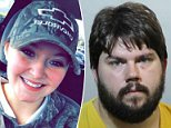 Asgierr Ulfr, 26, was indicted on a first-degree murder charge for the death of Christina 'Danielle' Scarr