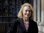 Brenda Fenton, pictured, was cleared of fraud allegations by Central London County Court