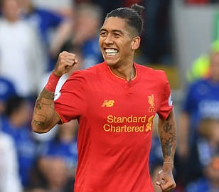 Liverpool FC star Roberto Firmino was discovered on Football Manager, reveals Hoffenheim