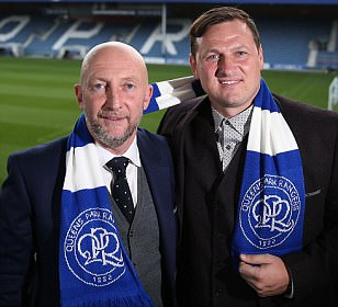Ian Holloway calls return to QPR a 'no brainer' as boss promises to conclude 'unfinished