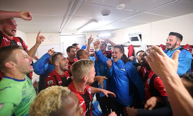 National League North side Brackley Town humiliate Gillingham in the FA Cup