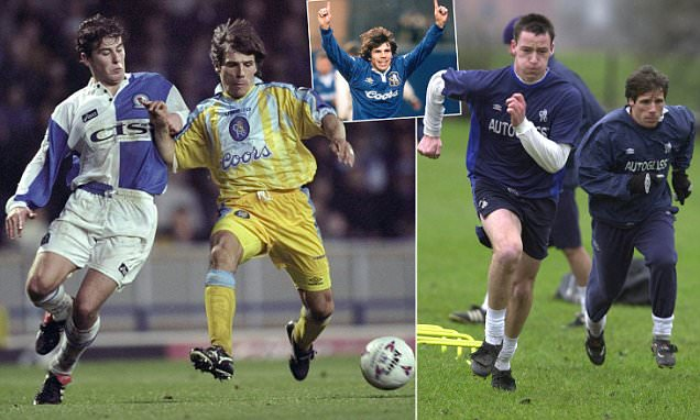 Gianfranco Zola made his Chelsea debut 20 years ago... here's why he'll always be a great