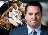 Devin Nunes spent thousands of dollars of political donations on dinners, hotels, limo rides and basketball games