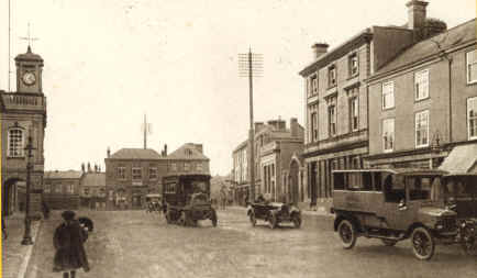 South Molton Square - an old image