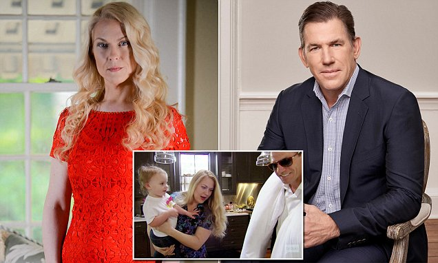 Southern Charm star Thomas Ravenel's nanny accuses him of rape