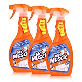 Mr. Muscle Bad-Total 5in1 (3 x 500ml Sprüflasche)