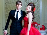 Michael Simpson, 34, was stabbed in the neck by his estranged wife Fu Weiwei, 29 (pictured together) last year
