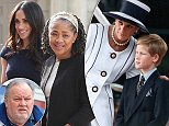 Thomas Markle claims Prince Harry's late mother Diana (pictured with her son) would have loathed the way the new Royal couple are treating him