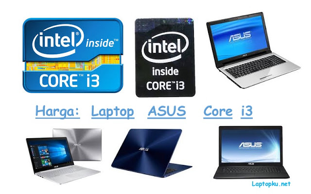 laptop asus core i3