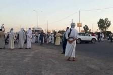 مسلحون يقطعون الطريق بين بغداد وصلاح الدين
