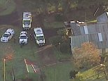 A young girl has died after being mauled on the face by her family's pet dog at a Neerim Junction property (pictured)
