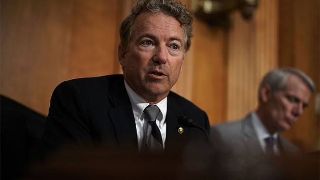 Sen. Rand Paul meets Russian senators in Moscow, invites them to the US