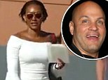 Mel B has been ordered to pay ex husband Stephen Belafonte $350,000 in legal fees as the long running court battle between them finally came to a close. Mel B is seen left leaving a Los Angeles court on Monday