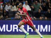 Usain Bolt is turning his career around. After breaking world sprinting records, the Jamaican now wants to break records in football.