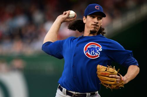 Levine: Cubs' Samardzija Works Toward Opening Day Start