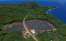Tesla and SolarCity solar farm on Ta'u, American Samoa