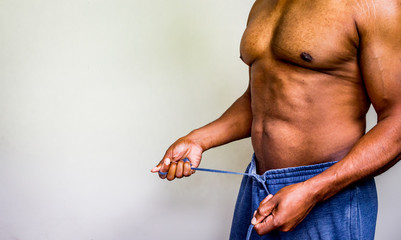Healthy Diet, Weight Loss and Fitness of Men's Health