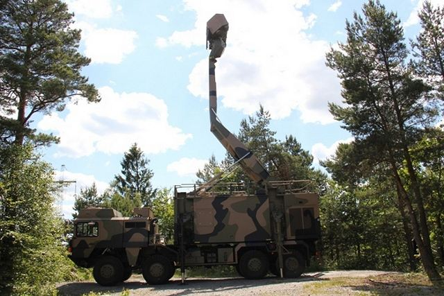 Defence and security company Saab has received orders from the UK Ministry of Defence for additional Giraffe AMB radar systems plus upgrades of the existing systems and associated equipment. The order value is approximately SEK 610 million. Deliveries will start during the second half of 2015 and continue until 2018.