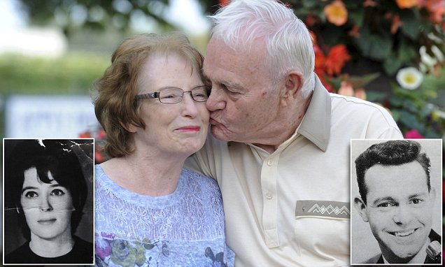 Childhood sweethearts reunited at a sheltered housing complex will marry 60 years after