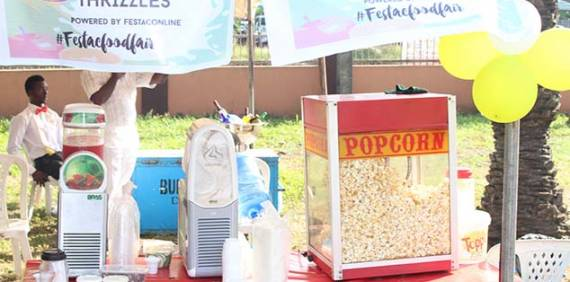 Exclusive Pictures Of The Festac Food Fair– Deedee Was There
