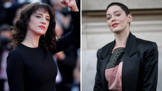 "Rose McGowan Reacts to Asia Argento Reportedly Paying Off Assault Accuser: ""My Heart Is Broken"""