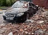 A powerful earthquake shook eastern Venezuela, causing buildings to be evacuated in the capital of Caracas