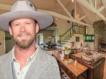 Florida Georgia Line singer, Brian Kelley, is saying goodbye to his massive Nashville compound. The impressive compound sits on more than 70 acres of land and includes five home structures. This photo shows The Shack, Kelley's main home