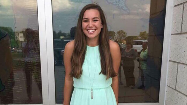Trump says Mollie Tibbetts? family ?separated? from the slain student