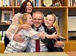 Scott Morrison is now the most powerful parishioner to emerge from the Hillsong Pentecostal mega church