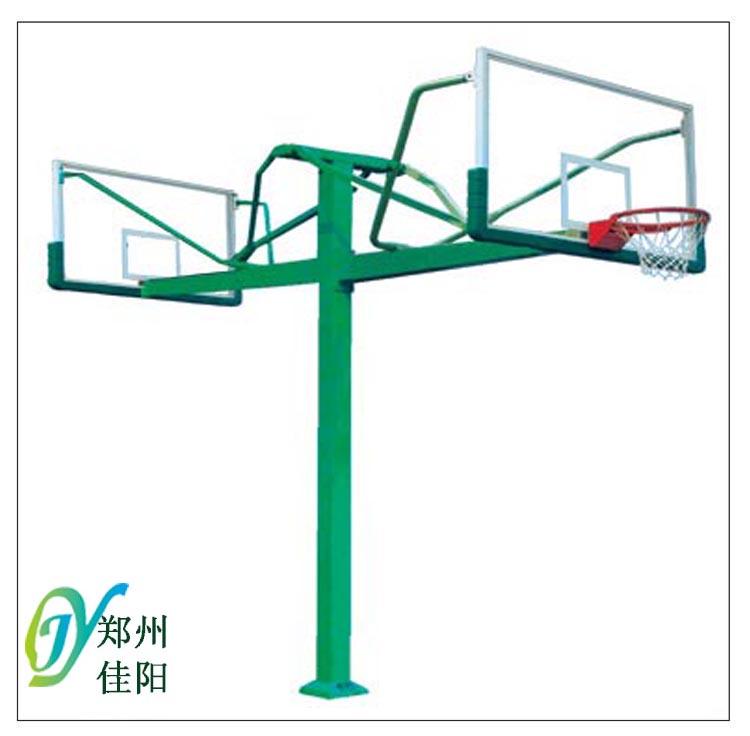 燕尾式双头篮球架