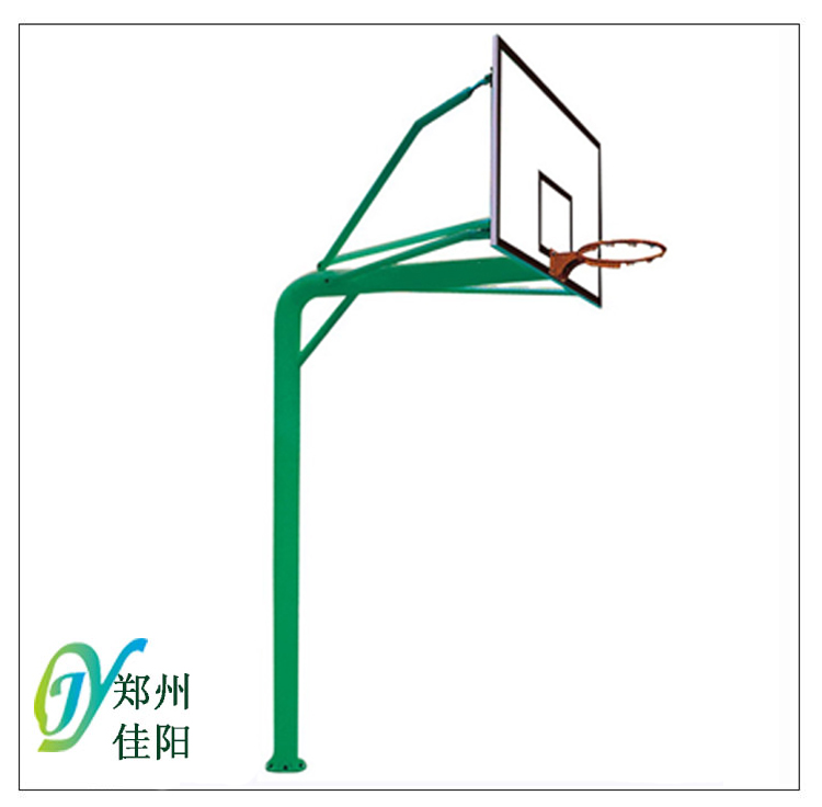 地埋式圆管篮球架