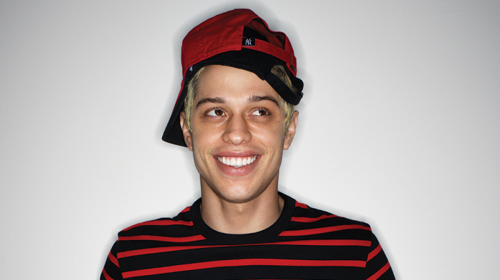 Pete Davidson photographed by Peggy Sirota