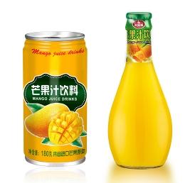 湖北芒果汁饮品