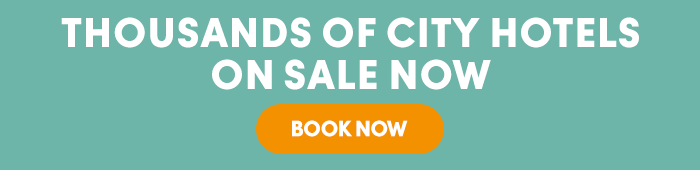 Thousands of new city hotels on sale now